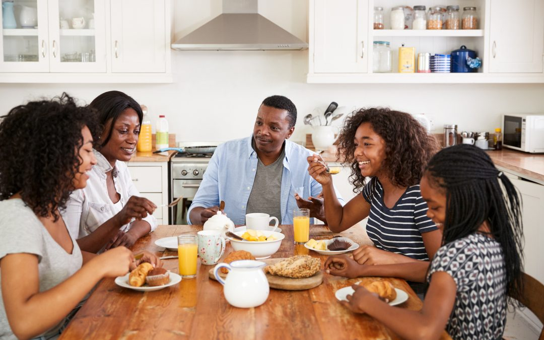 How To Cook a Stepfamily