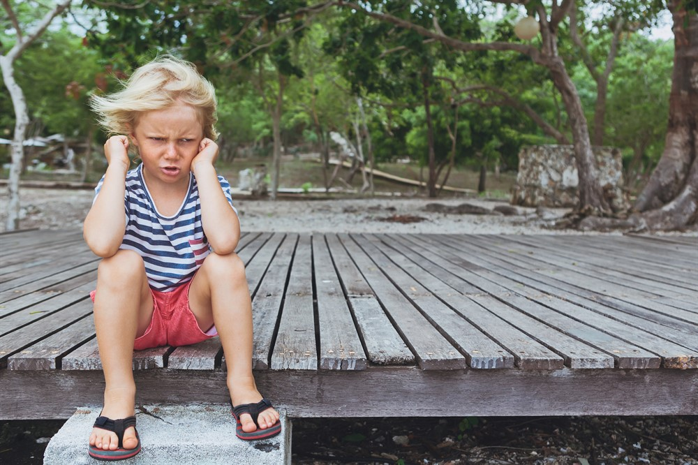 Your Child's Misbehaviour: A Cry for Help?