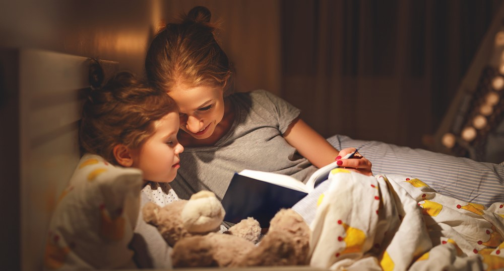 One Way to Turn Bedtime Routines Around