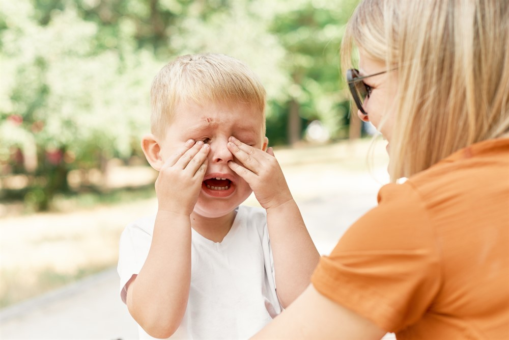 A Better Way to Respond to Tantrums