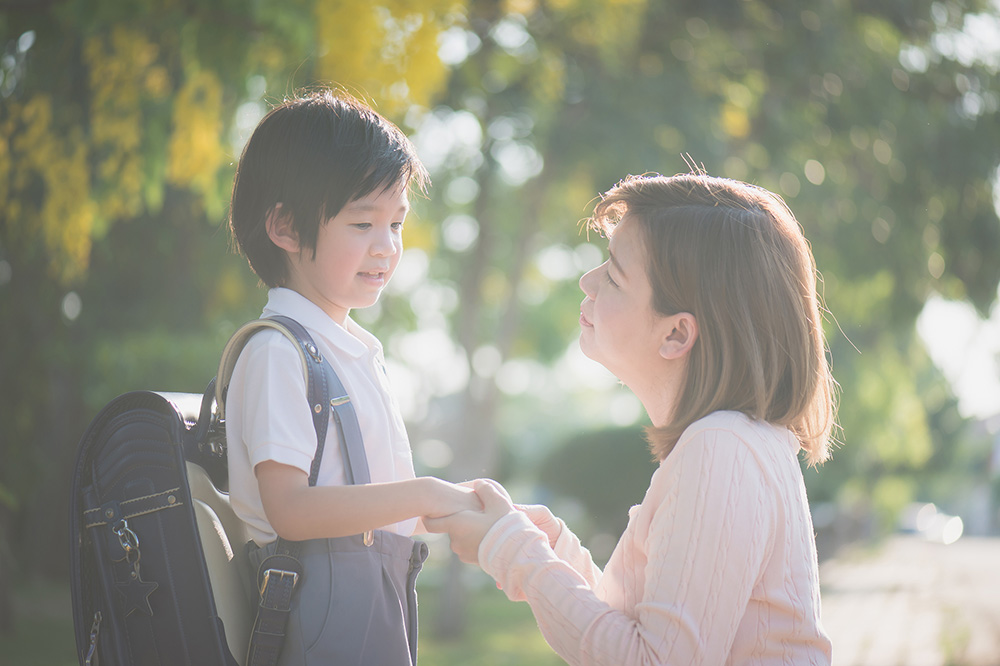 Offering Approval and Emotional Security To Our Children
