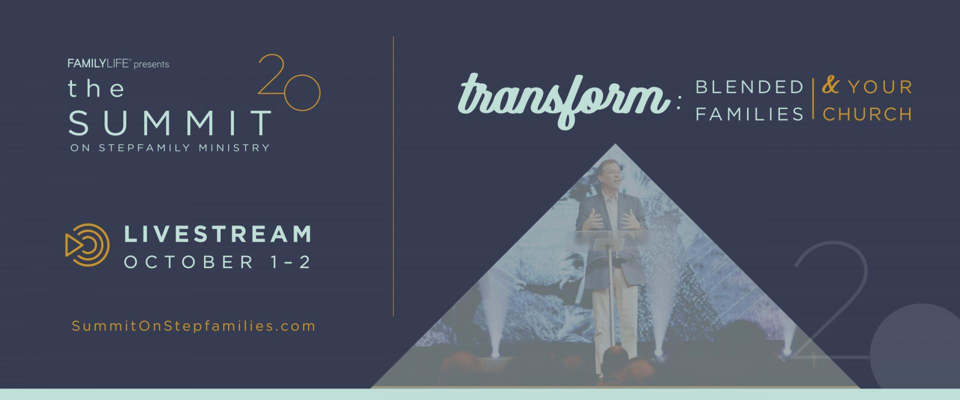 The 2020 Summit on Stepfamily Ministry