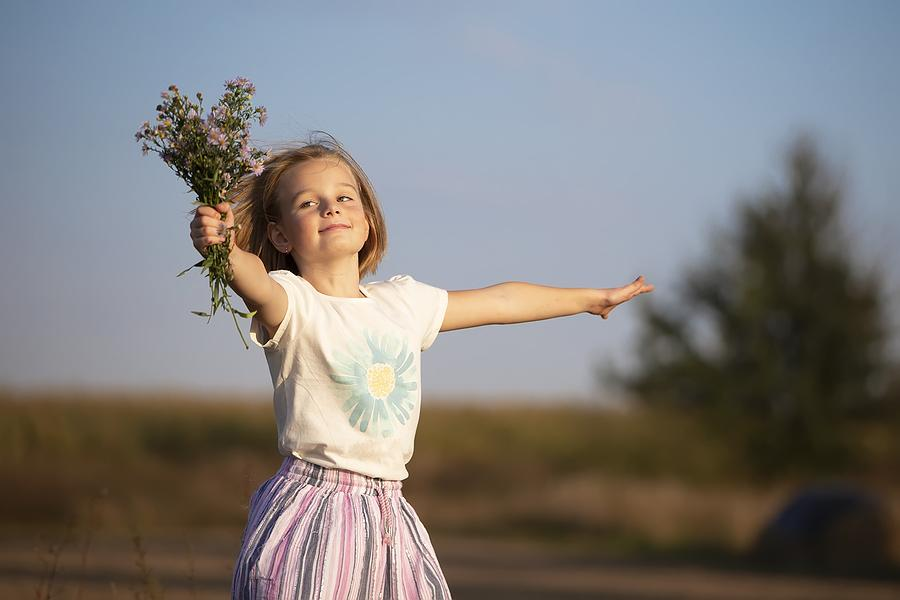 Five Ways to Wellbeing for Children